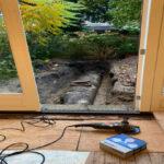 Verwijderen uit binnen tuin